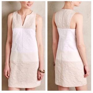 4C. Anthropologie 4 Collective Jacquard Dress 12